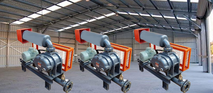 Water Cooled Blower Manufacturer in India